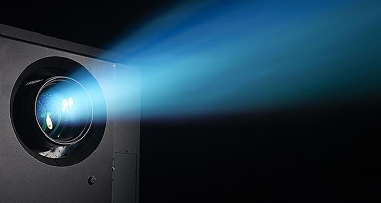 Projector-with-light