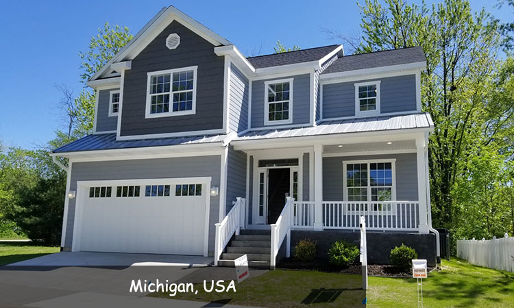 michigan-usa-smart-home-property